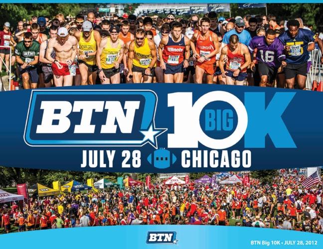 BTN Big 10K 2012 Recap