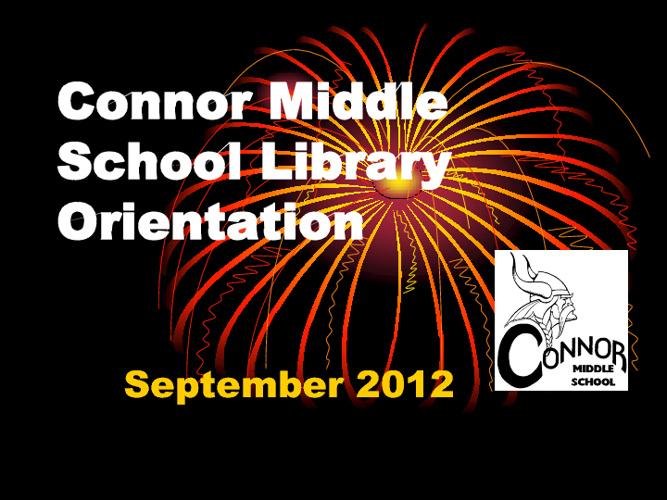 Orientation 2012 #2