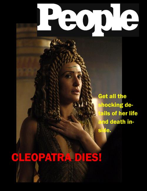 Cleopatra Article - Sandoval