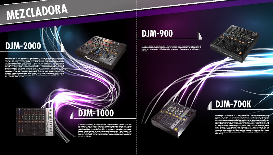 Catálogo 2012 - Pioneer