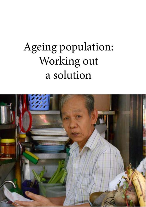 Ageing population: Working out a solution