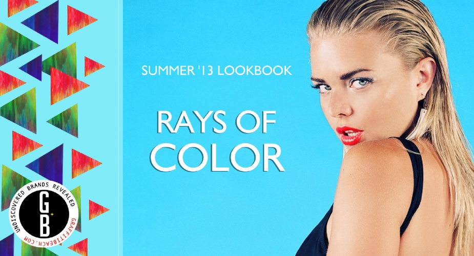 LOOKBOOK :: Rays of Color