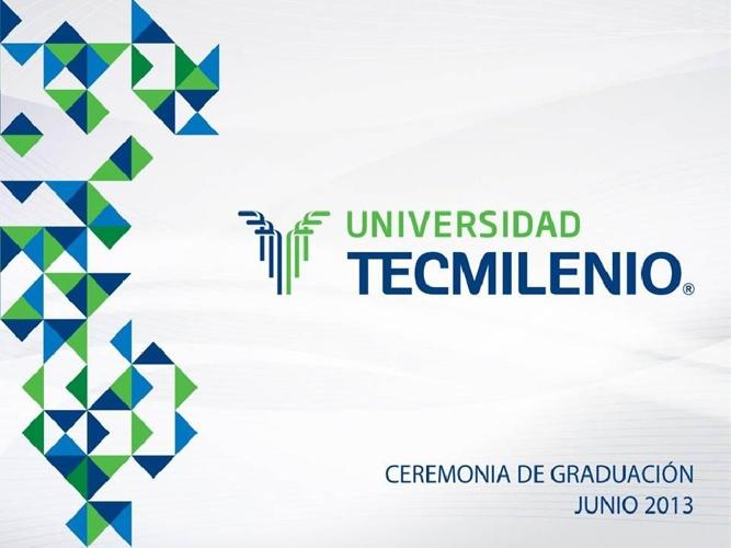 Ceremonia de Graduación Junio 2013