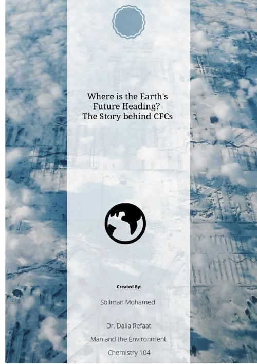 Where is the Earth's Future Heading? By Soliman Mohamed
