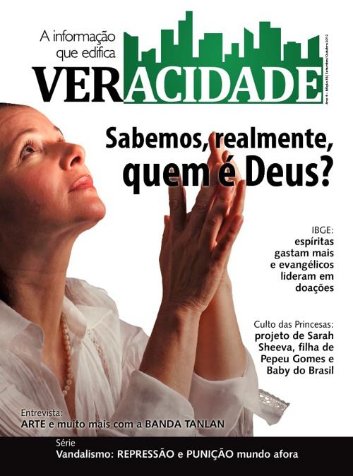 Revista Veracidade de Setembro  2012