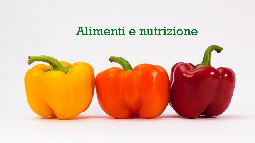 Alimenti e nutrizione