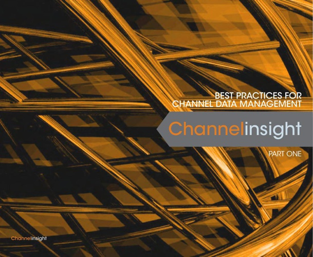 Best Practices for Channel Data Management: Part One
