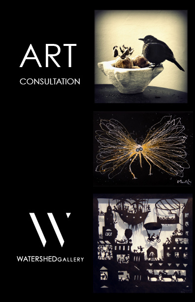 Watershed Gallery Art Consultation