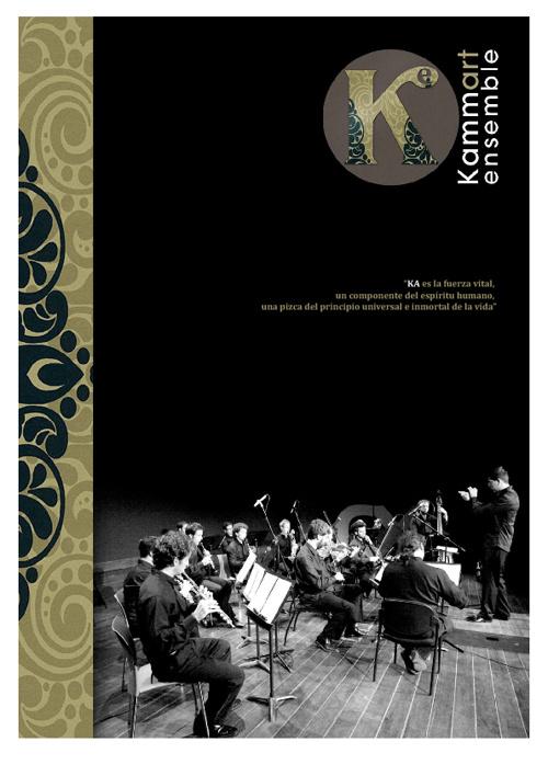 Dossier Kammart Ensemble (castellano)