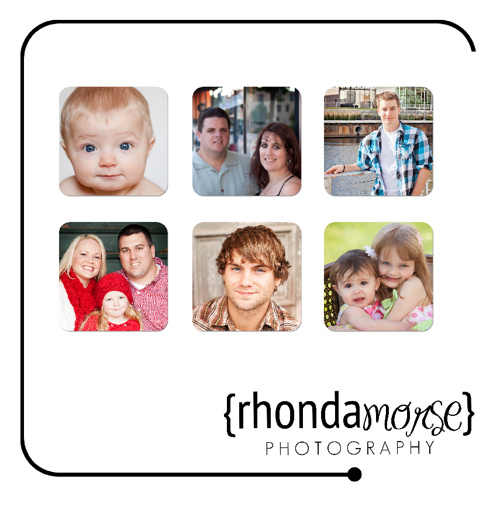 Rhonda Morse Photography Portrait Pricing