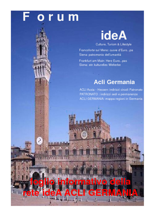 ideA magazin