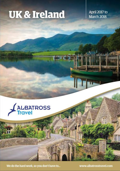 Albatross Travel UK & Ireland Brochure 2017/18