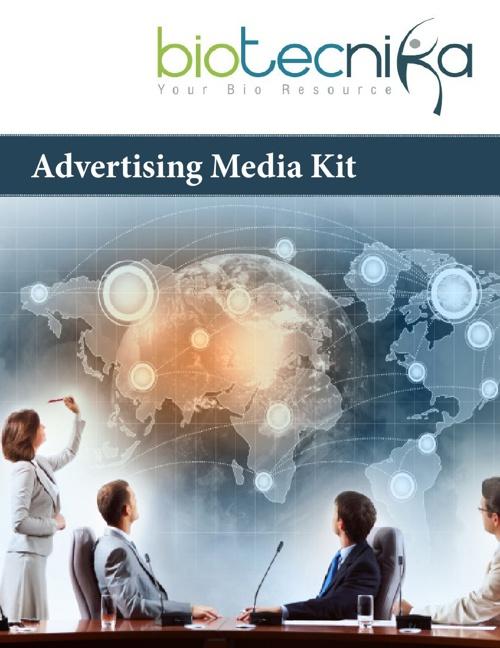 Biotecnika Media Kit-2014