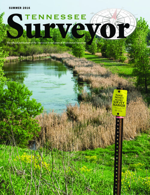 TAPS Summer 2016 Surveyor
