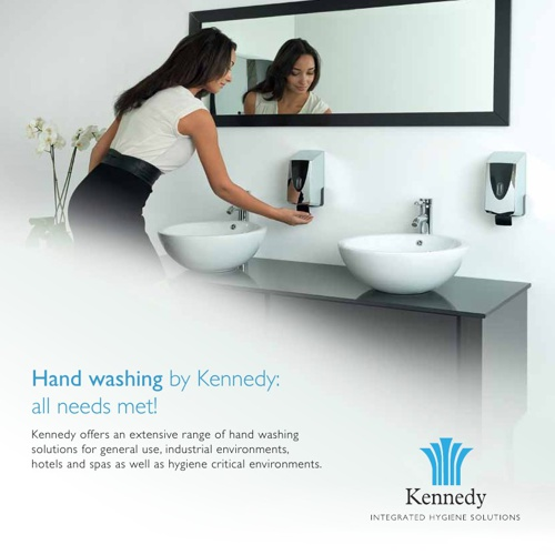 Kennedy Hand Washing - All needs met!