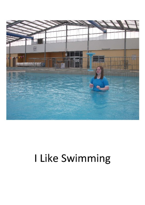 I Like Swimming