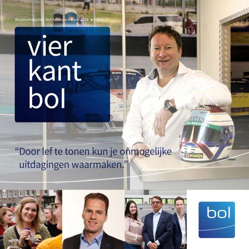 Vierkant Bol - editie 17 - Juni 2016