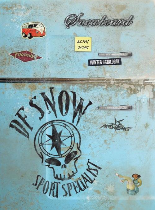 CATALOGO SNOWBOARD INVERNO 2014-2015