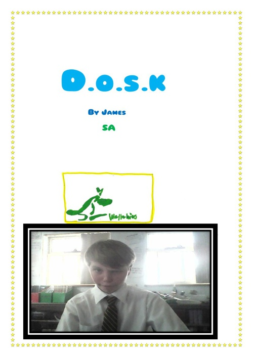 D.O.S.K by James