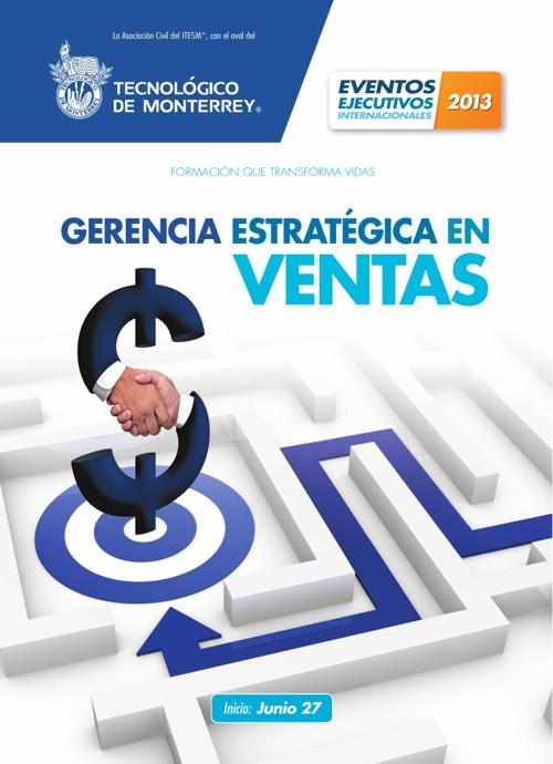 Gerencia Estratégica en Ventas