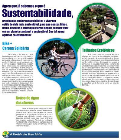 Informativo | Diretório Municipal do Partido Ecológico Nacional