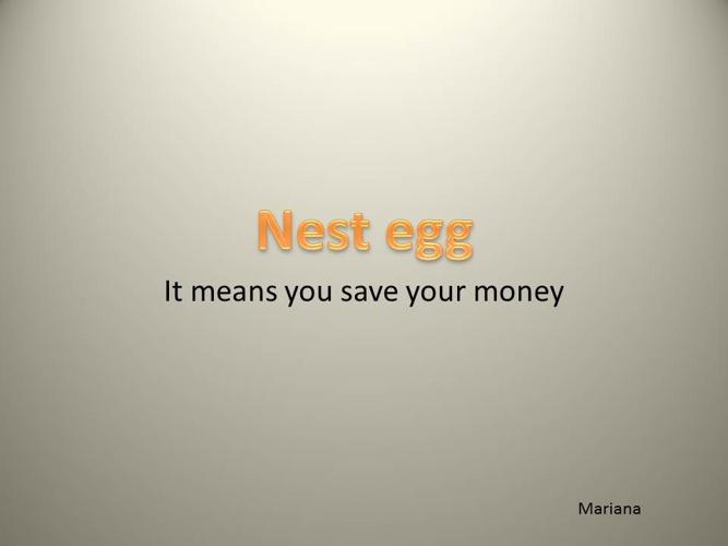 Money idioms