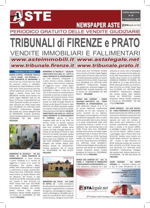 Firenze Prato settembre 2014