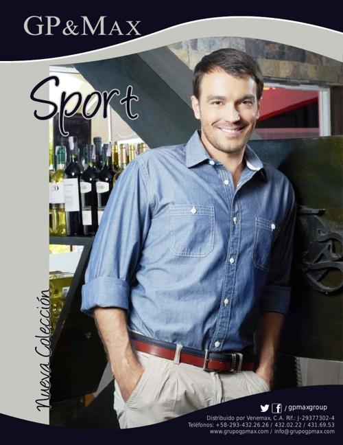Catalogo Sport By GP&Max