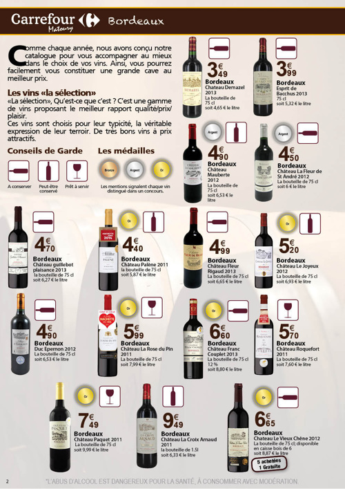 Foire au vins octobre 2014