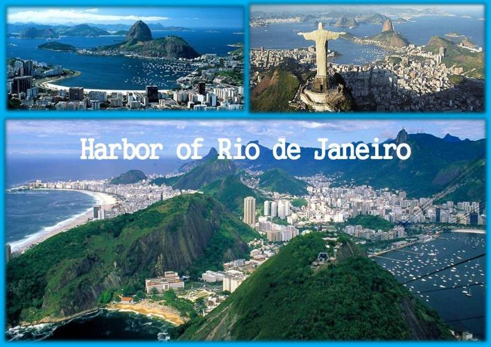 Harbor of Rio de Janeiro