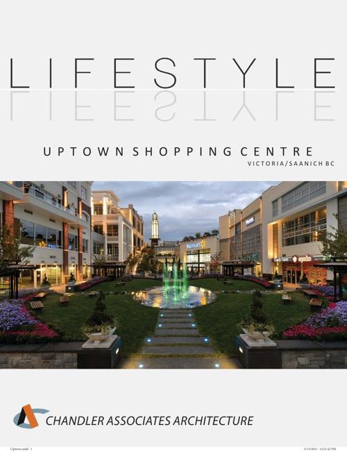 CAA Lifestyle Uptown Brochure