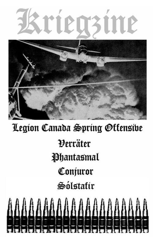 Kriegzine Spring Offensive 2015