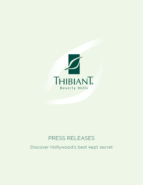 Thibiant Beverly Hills Press Release