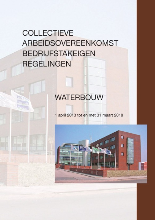 CAO BTER Waterbouwers