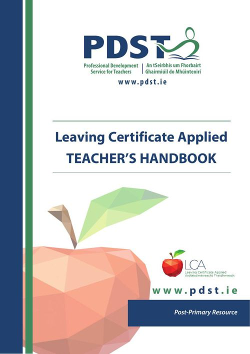 Leaving Certificate Applied - Teacher's Handbook