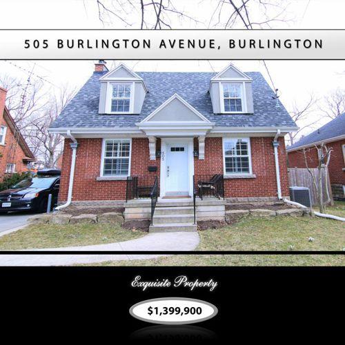 505 Burlington Avenue