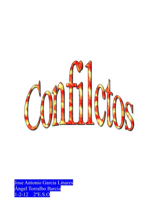 Confictos