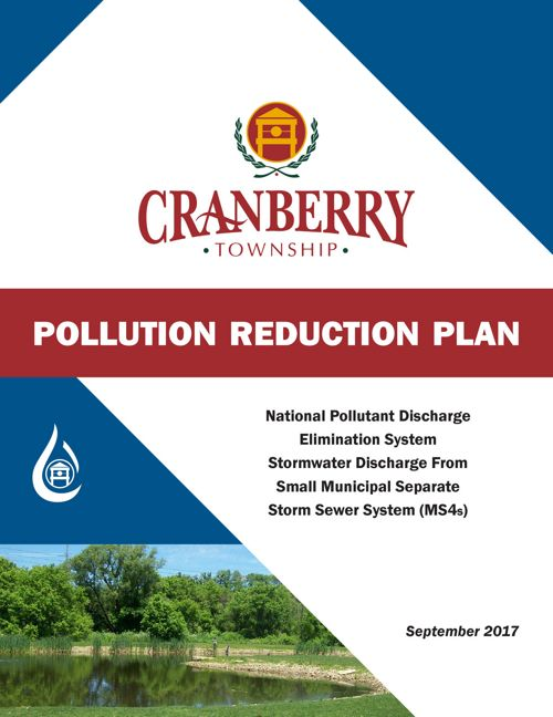 Cranberry Township Pollution Reduction Plan_Sept 2017