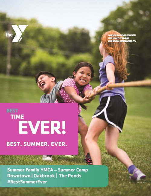 2016 Summerville Family YMCA Camp Guide
