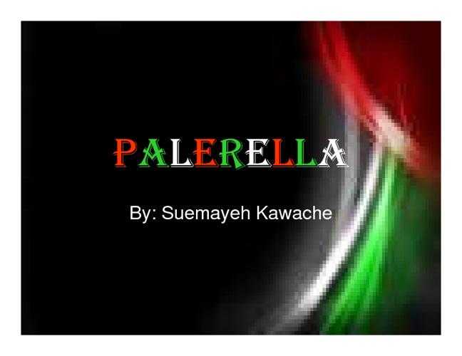 palerella