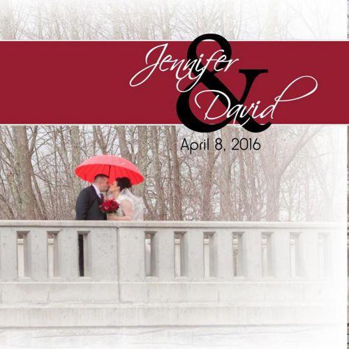 Jennifer and David's Album