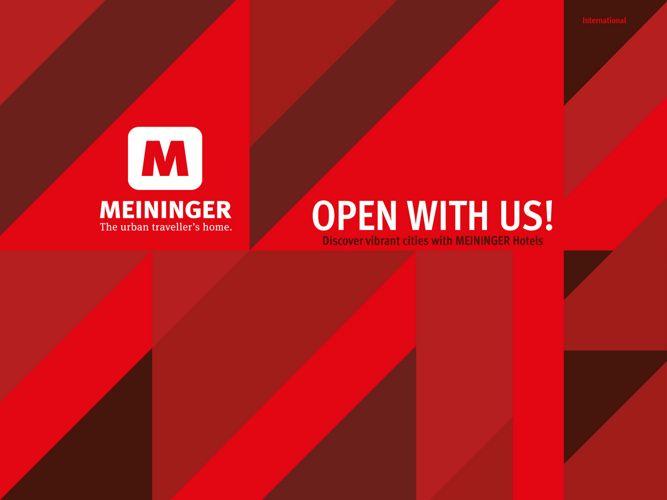 MEININGER Expansion International Brochure