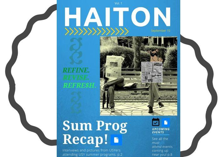 HaNegev HaIton Vol. 1