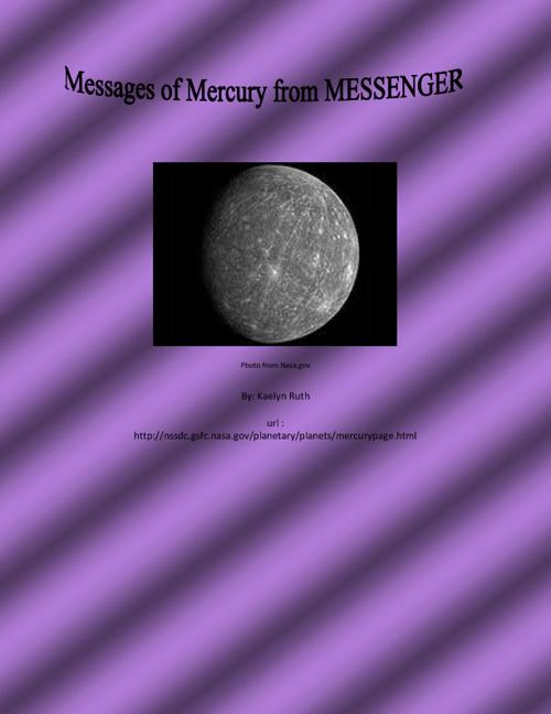 Organized space probe info for flipsnack