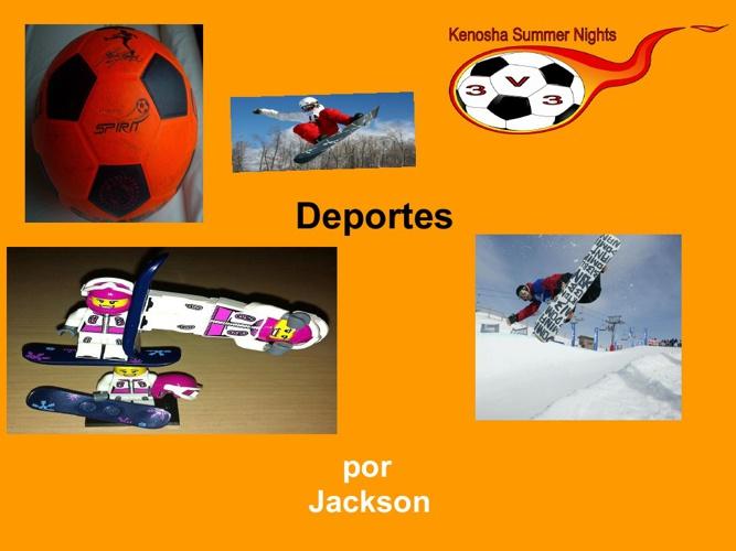 Jackson Deportes