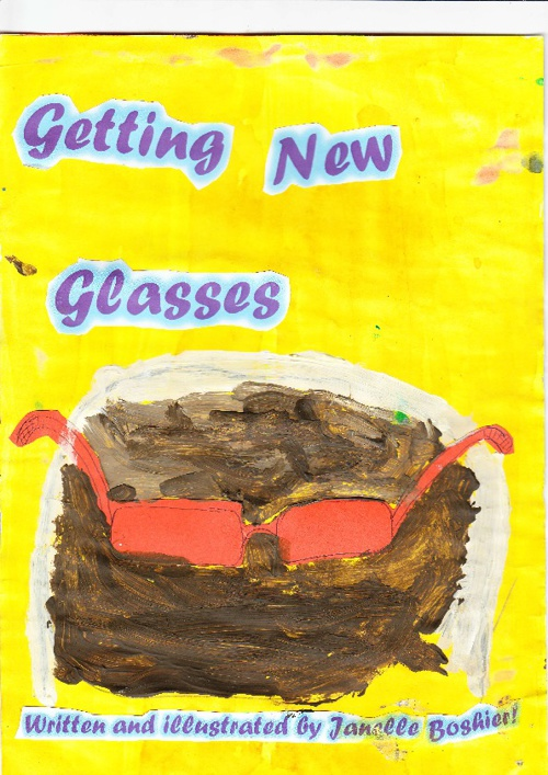 Nikaela Gets Glasses