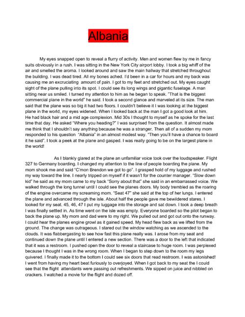 Brendons Stories