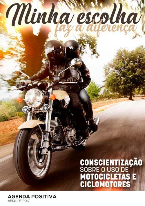 #MinhaEscolha - Motocicletas e Ciclomotores