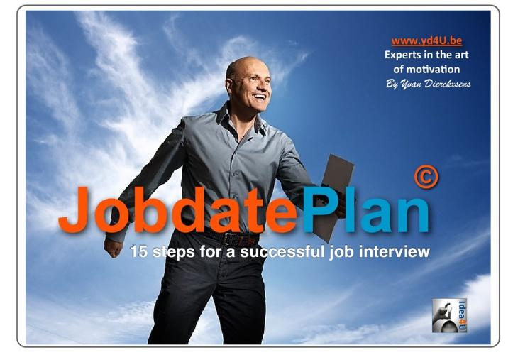 Jobdateplan of Idea 4U