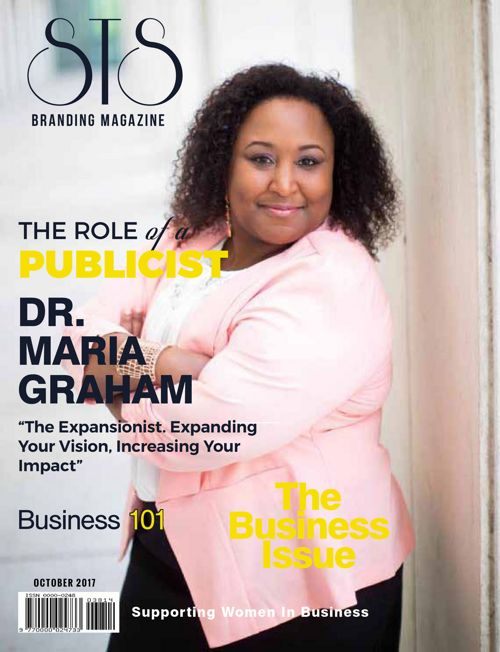 STS Branding Magazine October 2017